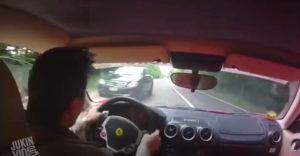 Počas testovacej jazdy to takmer dal na totálku (Ferrari v 30ke)