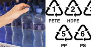 Symboly, ktoré by sme mali kontrolovať pri nákupe balenej vody