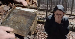 Prvýkrát išla hľadať poklady pomocou detektora kovov. Jeden nález jej zmenil život