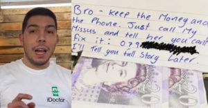 Muž zaplatil opravárovi telefónov za to, aby mu neopravil jeho telefón
