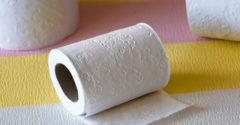 Existuje len jedno správne riešenie, ako zavesiť toaletný papier. Dôkazom je patent z roku 1891
