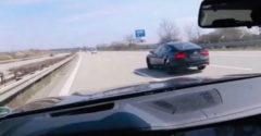 Na nemeckej diaľnici nedokázal dobehnúť Audi A7