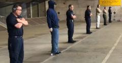 Nová zbraň policajtov, ktorá má zabrániť úteku podozrivých osôb