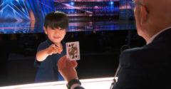 9 ročný kúzelník ohromil svojim vystúpením porotcov talentovej šou