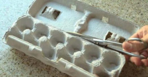 Čo robiť s hromadiacimi sa kartónmi od vajíčok? 8 vynikajúcich nápadov