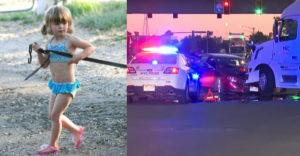 9-ročná vodička a 4-ročná spolujazdkyňa vyrazili autom k moru. Stopla ich polícia