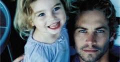 Ako dnes vyzerá jediná dcéra Paula Walkera? Krásna modelka na jeseň oslávila 22 rokov