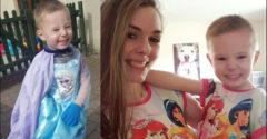 Okoloidúca sa pohoršovala, že má chlapec oblečené šaty. Veľavravná odpoveď jeho matky zavrela všetkým ústa