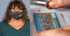 Žena vyhrala milión dolárov na stieracom žrebe a výherný tiket zahodila. Vďaka dobrým ľuďom ho získala späť