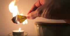 Čo sa stane, keď zapálite bôbkový list? Jeho účinky mnohých prekvapia