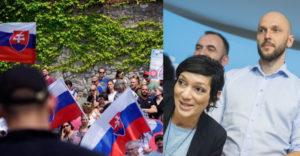 Progresívne Slovensko pripravuje protest. Do ulíc vyzýva priaznivcov očkovania