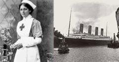 Slečna nepotopiteľná? Stevardka prežila všetky havárie sesterských lodí Olympic, Titanic a Britanic