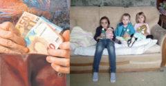 V biede žije až 677 tisíc Slovákov. Ak nedosahujete túto hranicu príjmu, radíte sa k nim tiež