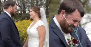 Nevesta dala ženíchovi neobyčajný svadobný dar. Rozplakala ním nastávajúceho manžela a celú jeho rodinu