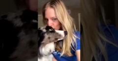 Čo sa stane, keď pobozkáš svojho psa (Dávka rozkošnosti)
