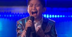10-ročný chlapec si trúfol na pieseň od Whitney Houston (Spravil dobre)