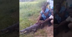 Selfie s aligátorom nebola zadarmo (Došla mu trpezlivosť)