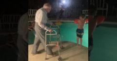 Keď 90-tnika neopustí humor ani na staré kolená
