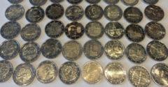 Nemáte v peňaženke jednu z týchto 2 eurových mincí? Niektoré majú hodnotu tisícov eur