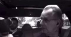 Starší vodič Uberu si nebojácne poradil s lupičom