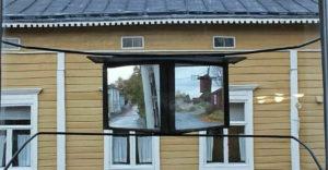 Prečo Švédi potrebujú za oknami svojich domov zrkadlá? Dôvody sú hneď dva